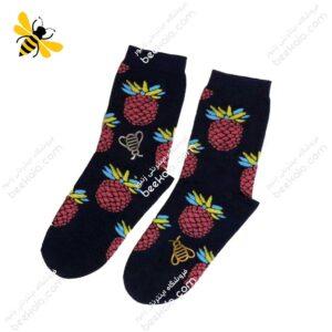جوراب ساقدار آناناس کد ۱۰۲۸