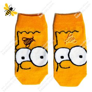 جوراب نیم ساق سیمپسونها کد ۱۰۳۰