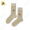 جوراب ساقدار مردانه رنگ بدن کد ۱۰۶۷