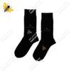 جوراب ساقدار مردانه مشکی کد ۱۰۶۸