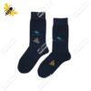 جوراب ساقدار مردانه سرمهای کد ۱۰۷۰