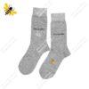 جوراب ساقدار مردانه سیلور کد ۱۰۷۷
