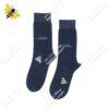 جوراب ساقدار مردانه سرمهای کد ۱۰۹۲