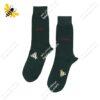 جوراب ساقدار مردانه یشمی کد ۱۰۹۳