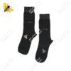 جوراب ساقدار مردانه نوک مدادی کد ۱۰۹۴