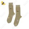 جوراب ساقدار مردانه رنگ بدن کد ۱۰۹۹