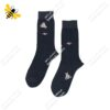 جوراب ساقدار مردانه سرمهای کد ۱۱۰۱
