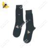 جوراب ساقدار مردانه یشمی کد ۱۱۰۳