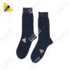 جوراب ساقدار مردانه سرمهای کد ۱۱۰۸