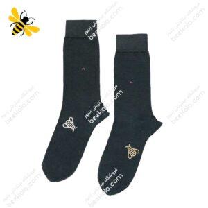 جوراب ساقدار مردانه یشمی کد ۱۱۰۹