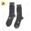 جوراب ساقدار مردانه نوک مدادی کد ۱۱۱۰